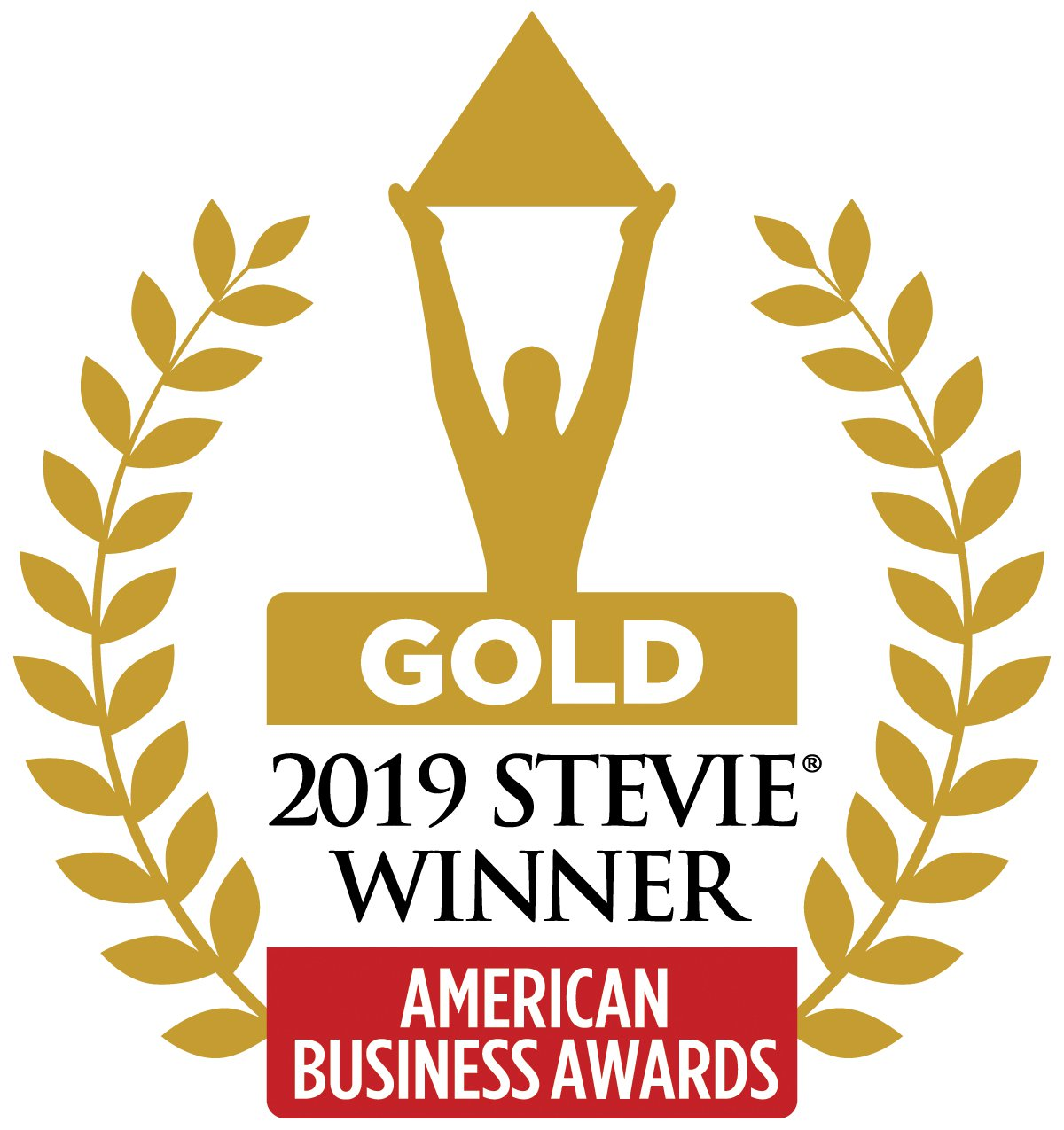 ABA 2019 Stevie Gold Award